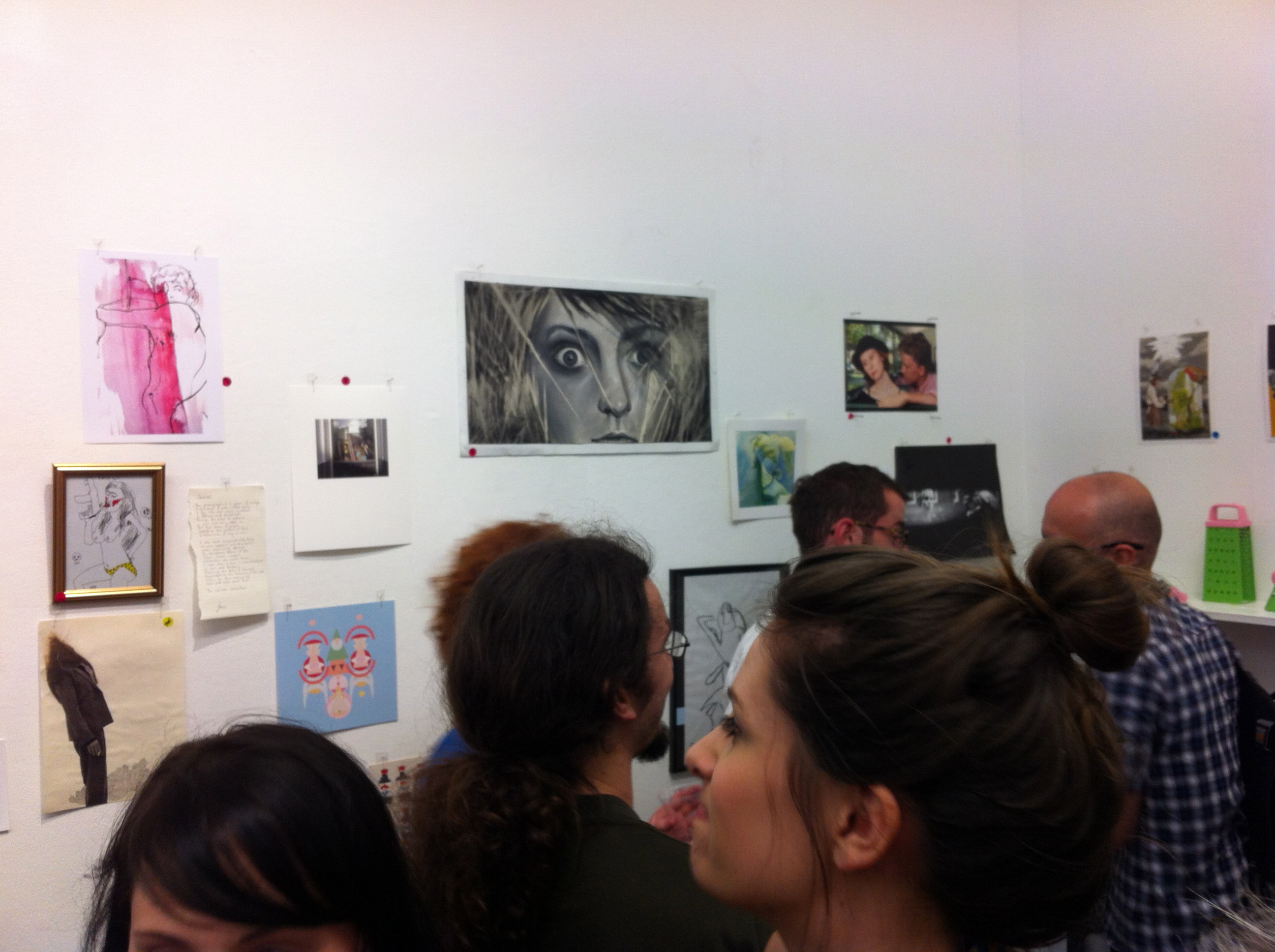 SEVENTH GALLERY SUPER SELL-OUT SHOW
